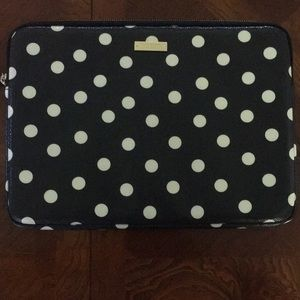 Barely used Kate Spade laptop case 12inch
